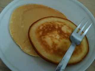 Hot Cake Recipe ala Makoy