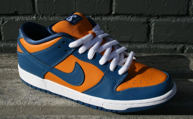 newest 8bbd2 9448a ... usa nike sb dunk low sunset french blue white 659af 9fc0c