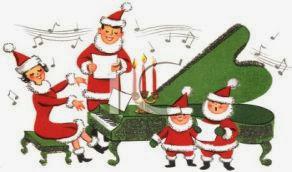 escuchar villancicos navideños online