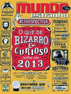 Revista Mundo Estranho – Dezembro 2013 – Edição 147