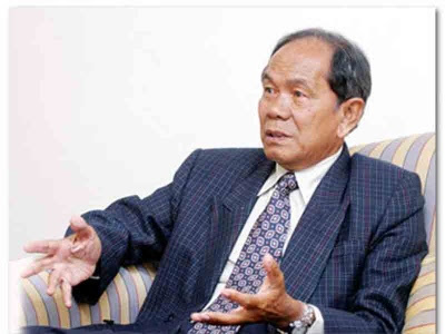 Tan Sri Ghani Minhat meninggal dunia