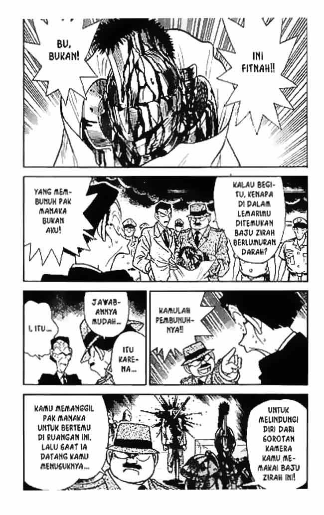 2 Detective Conan   032 Pena Macet