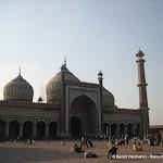 Jama Masjid, la grande mosquée de Delhi