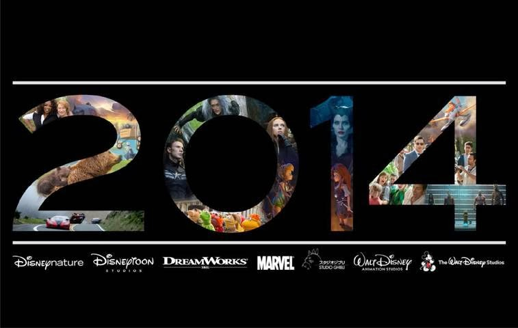 2014 Disney Movies Schedule