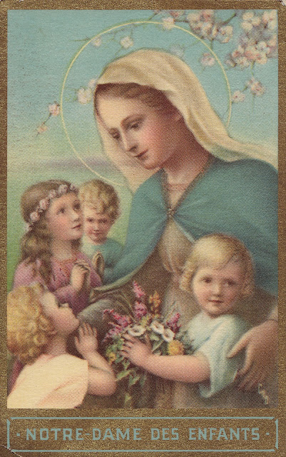 I Am Blessed Holy Cards for Childre...