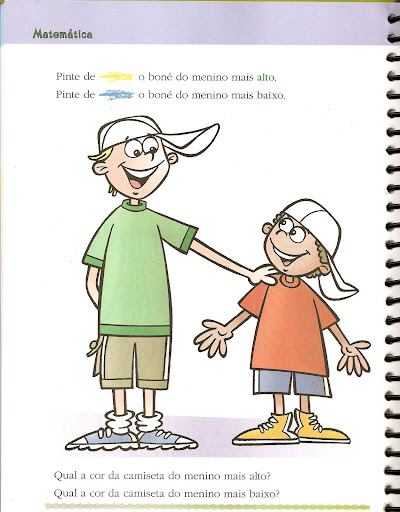 Alegria de Aprender na Educação Infantil: ATIVIDADES DE