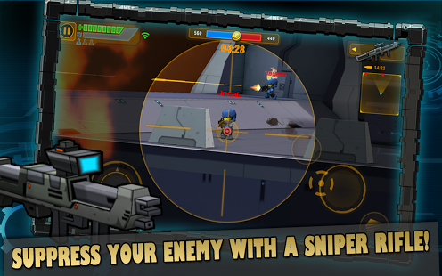 Call of Mini Infinity v1.5.1 Unlimited Money for Android