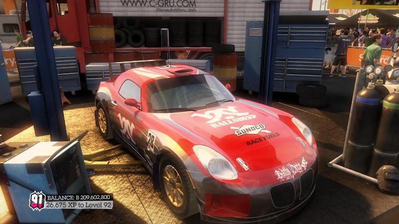 รายการรถกลุ่ม Rally ใน DiRT2 Sor-00