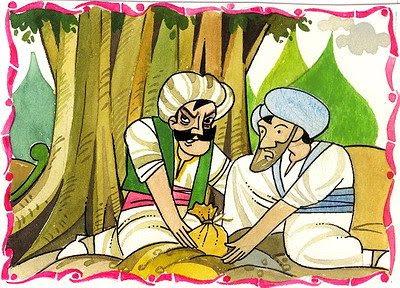 قصة كفى بالله وكيلا و شهيدا مصورة للأطفال