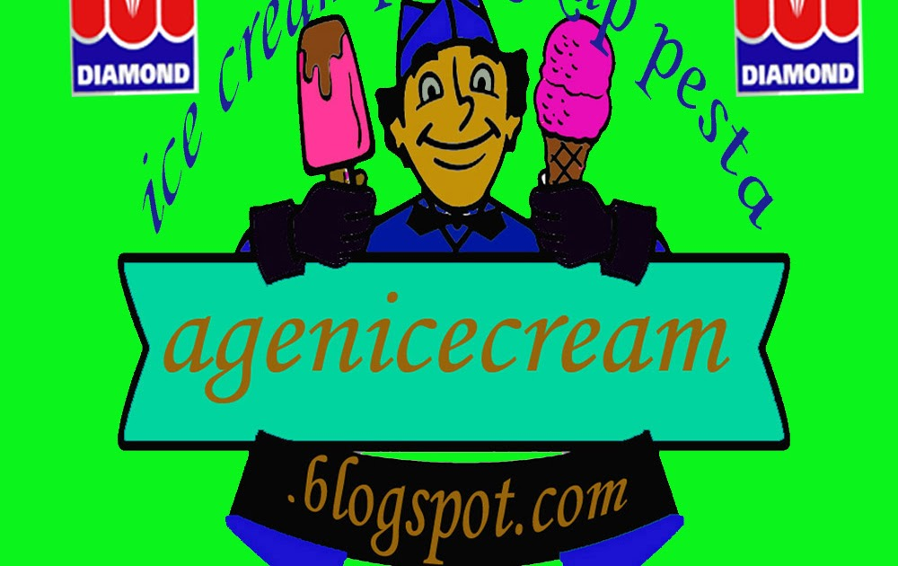Ice Cream Pelengkap Pesta Depo Cabang Ice Cream Diamond