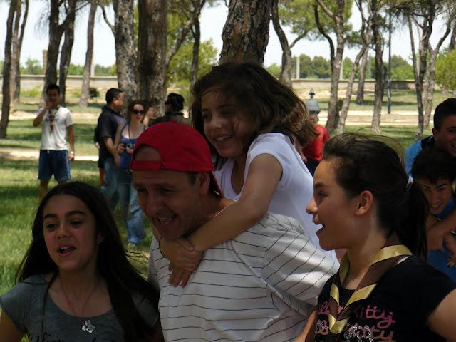 Día de grupo scout Albacete 2