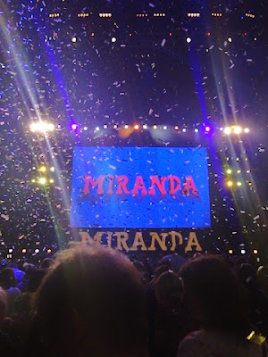 Miranda Hart's what I call tour London