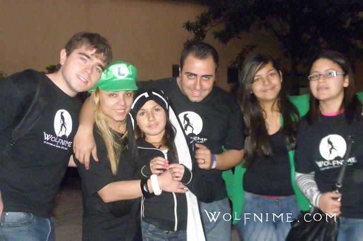 Equipe Wolfnime