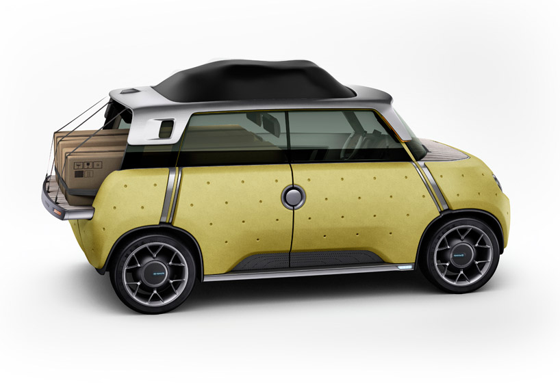 *TOYOTA ME.WE小型遊玩車:電動環保輕巧登場! 3