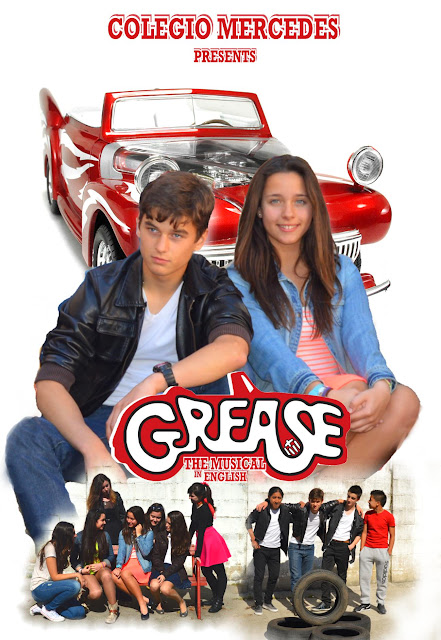 GREASE. THE MUSICAL