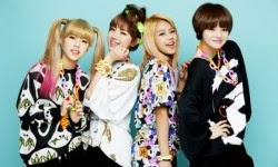 Foto Tiny G Girlband K Pop Korea Terbaru 2014