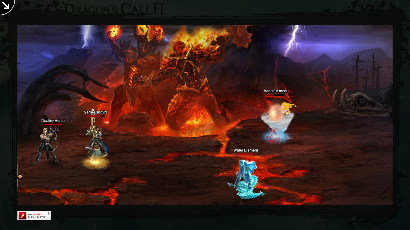 Một số hình ảnh về webgame Dragon's Call 2 - Ảnh 15
