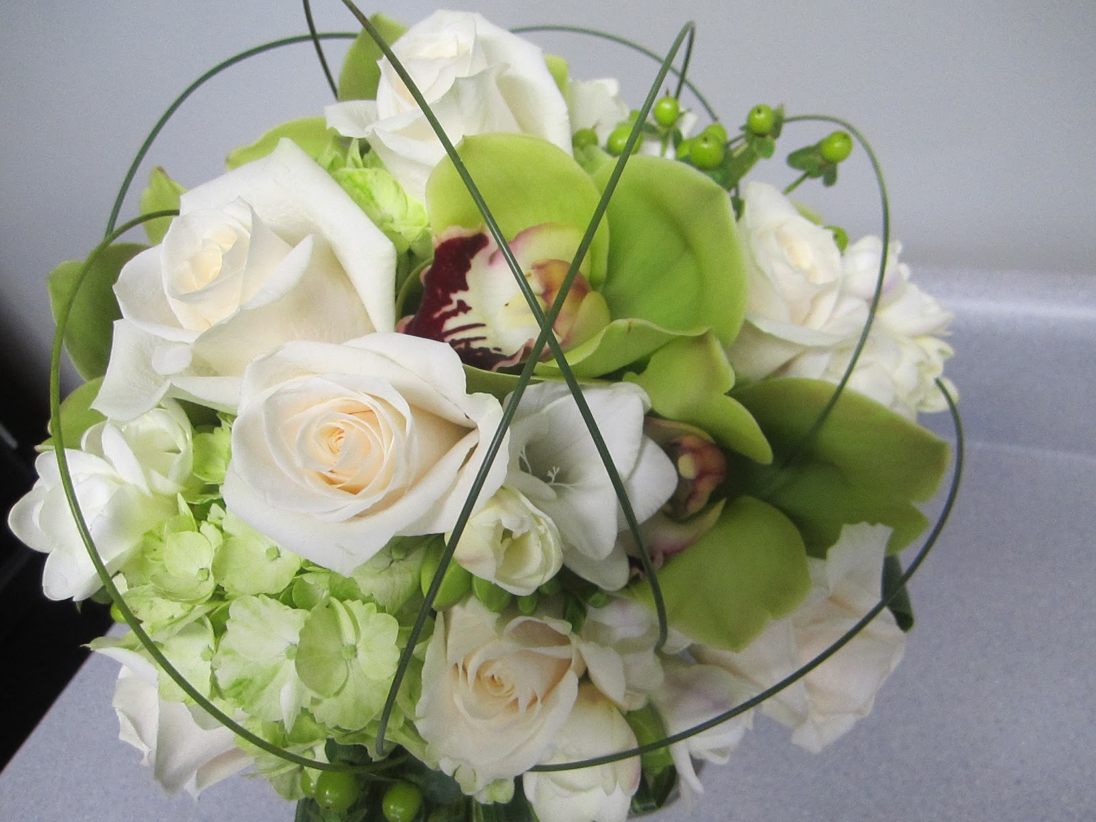 Jeff French Floral Event Design February Wedding Flowers