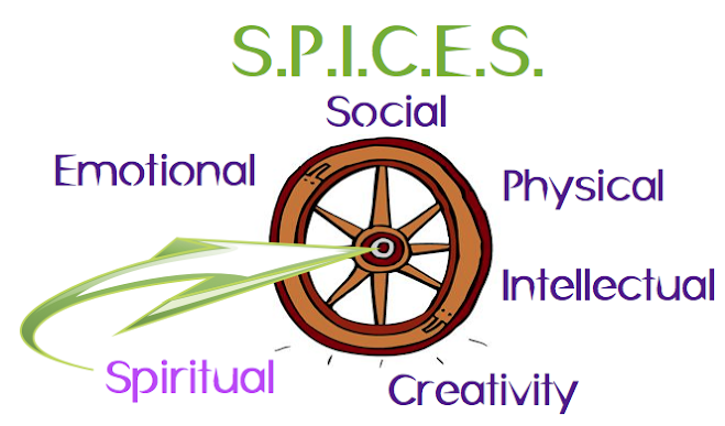 SPICES WHEEL