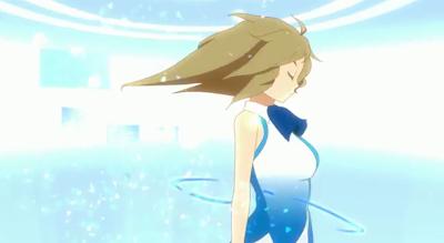 InternetExplorer擬人化美少女キャラ「藍澤 祈」のアニメが公開中