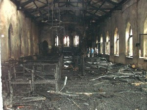 India: Christians demand investigation of church arson