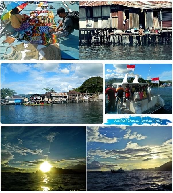 Pesta Budara Rakyat Festival Danau Sentani 2013