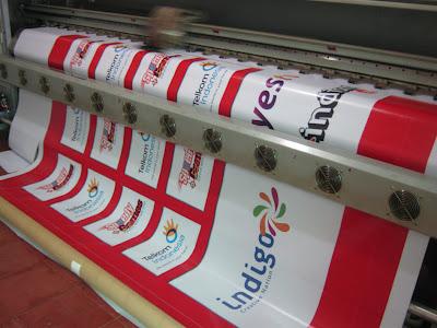 proses printing backdrop 3 x 6 meter
