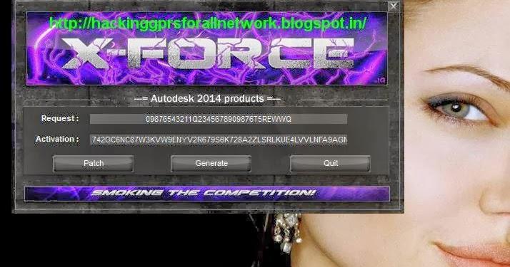 descargar keygen x-force autodesk 2014 - 64 bits gratis