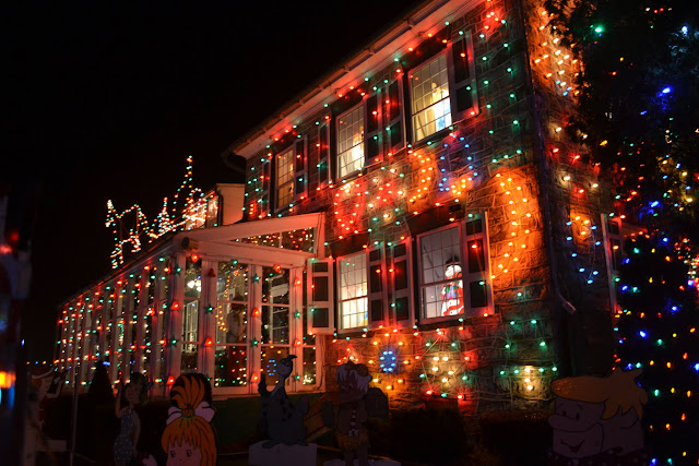 Рождественская Деревня (Koziar's Christmas Village, PA)