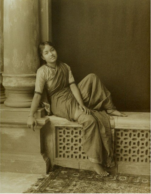 Beautiful Indian Woman - 1920's