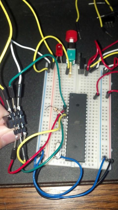 Wiring setup 1