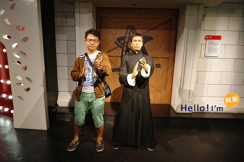 香港杜莎夫人蠟像館-8