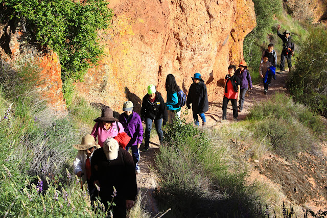 Hiking in Pinnacles Natl Park h11