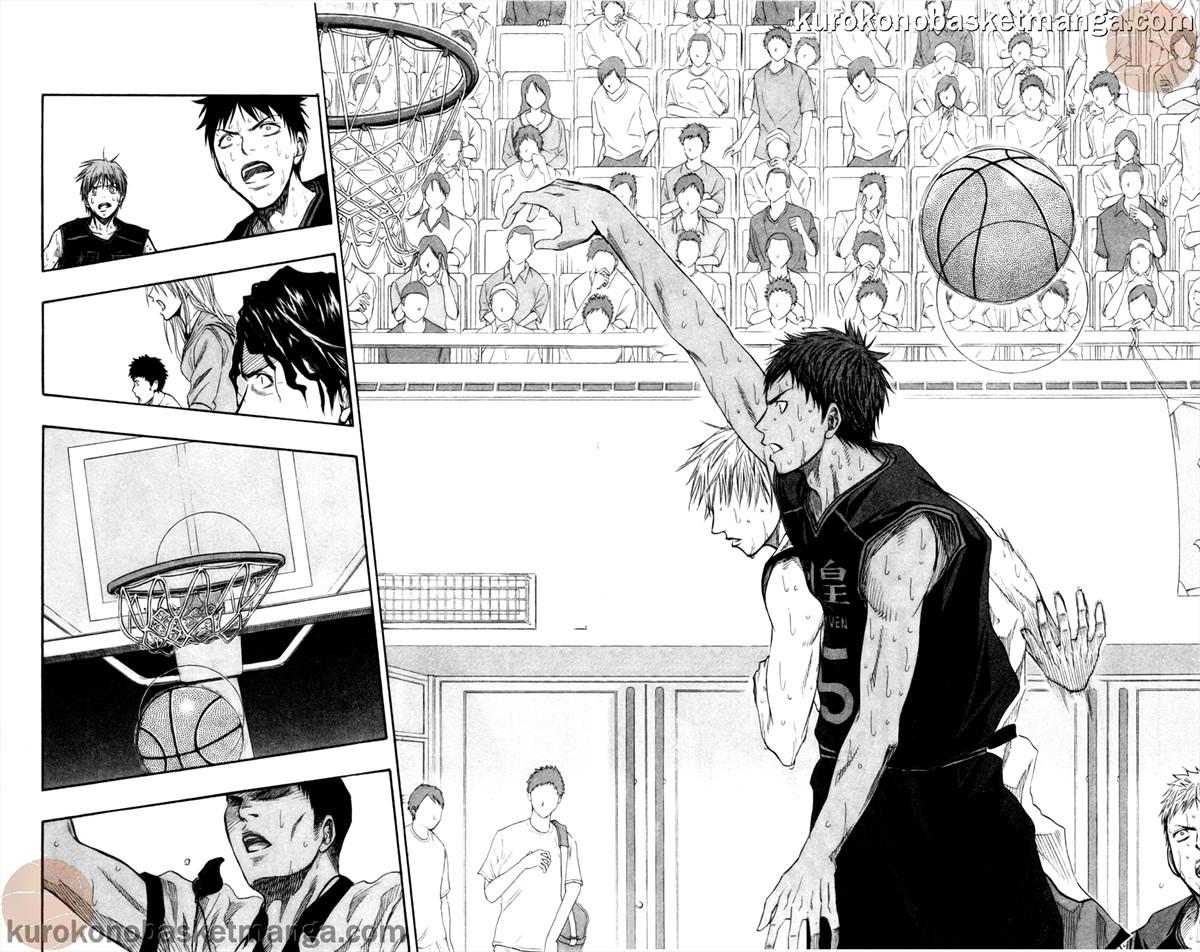 Kuroko no Basket Manga Chapter 70 - Image 0/6-7