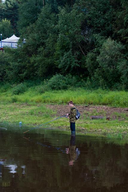 Ловись рыбка большая и очень большая!