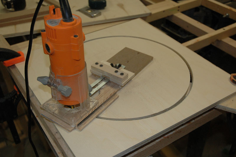 Router circle jig harbor freight best electronic 2017 so what does everyone use to cut perfect circles for baffles router circle cutting jig router circle jig harbor freight models thingiverse keyboard keysfo Image collections