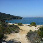 View from Little Congwong beach track near La Perouse (308720)