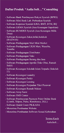 Aulia Software