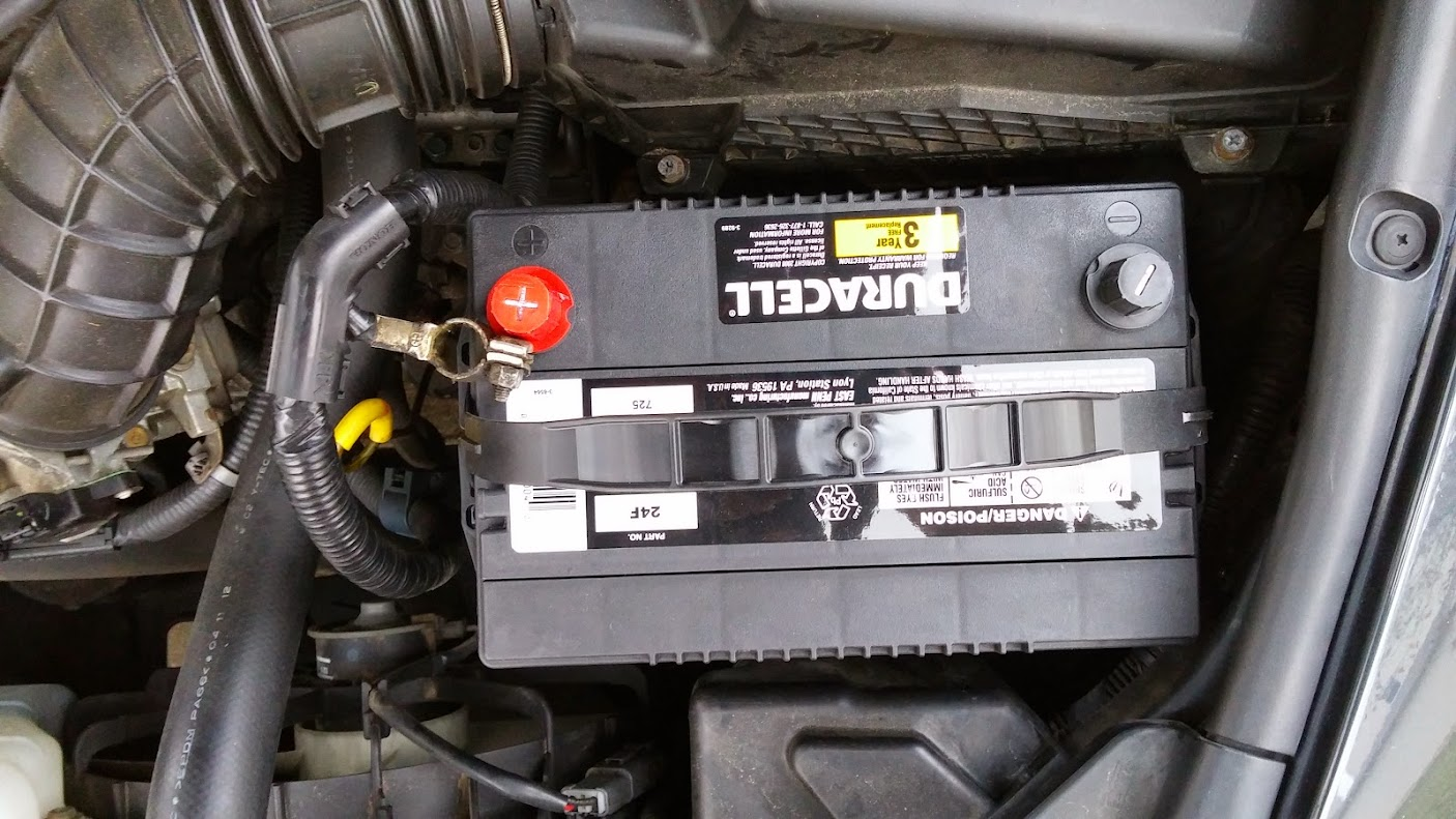 Drive Accord Honda Forums   View Single Post   Replacement Battery: How To  Choose, Upgrade Size, Warranty?