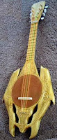 Tahitian Ukulele aka Tahitian Banjo
