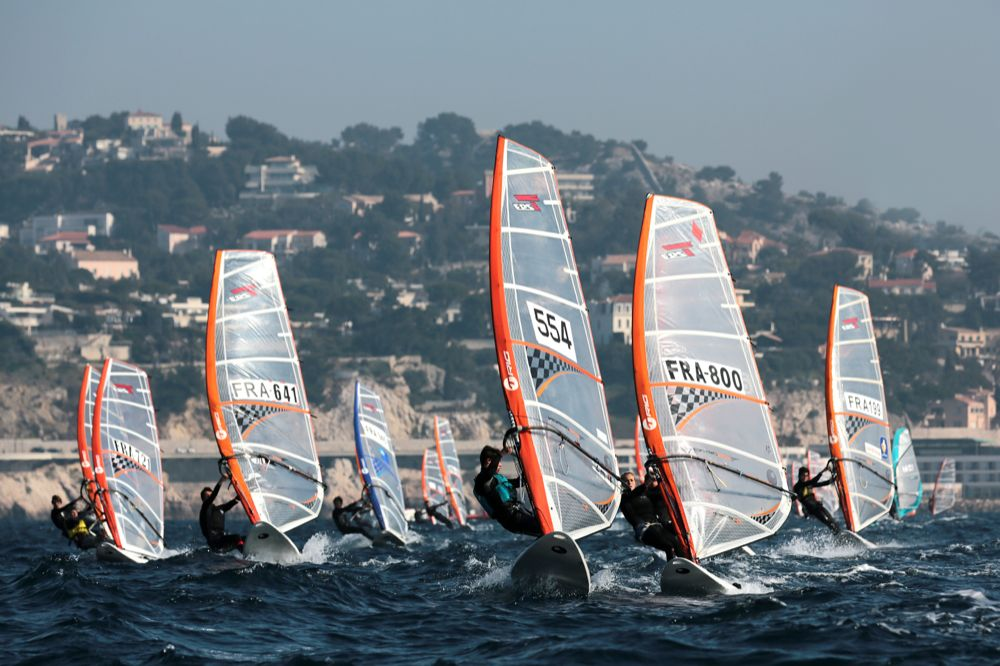 D�but de la  MED CUP 13 WINDSURF demain !