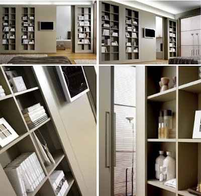 bed shelf system set%2B2 Partisi Sebagai Tambahan Ruang Penyimpanan
