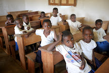 New schools in DR Congo