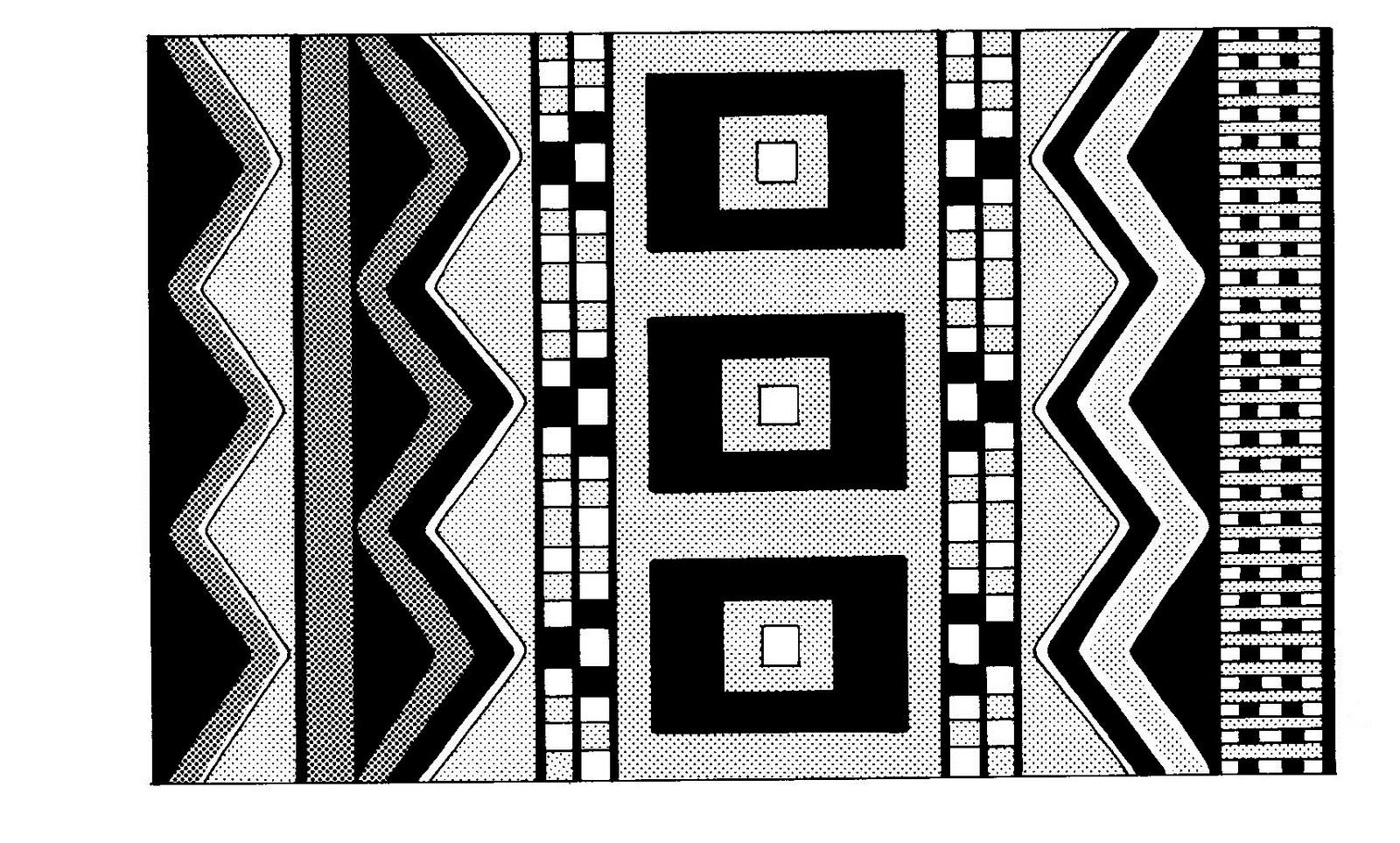 Decoracion Egipcia Antigua ~ Mandalas Para Pintar Decoraci?n egipcia I
