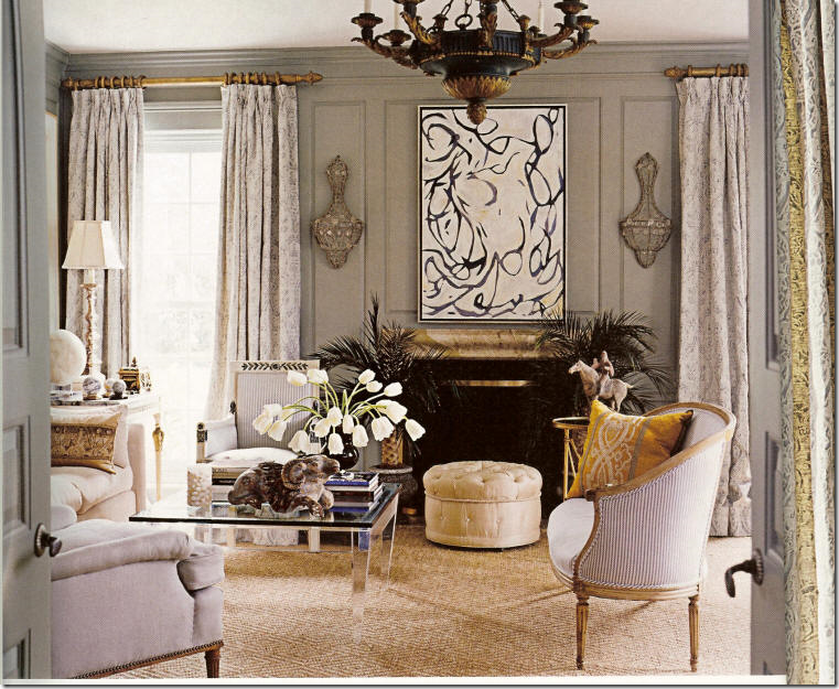 heirloom philosophy: Living Room Makeover