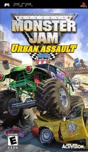 Monster Jam: Urban Assault PSP