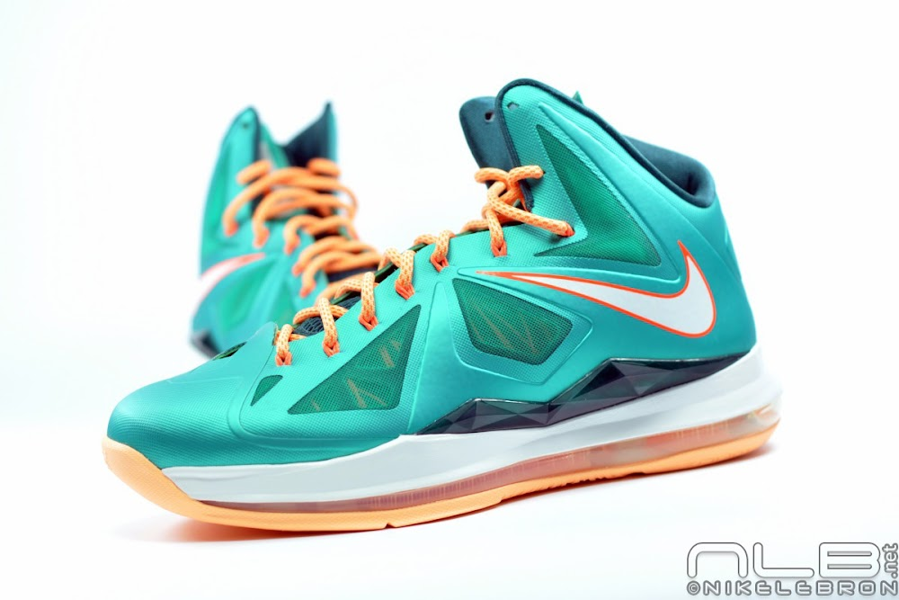 Lebron James Miami Dolphins Shoes For Sale