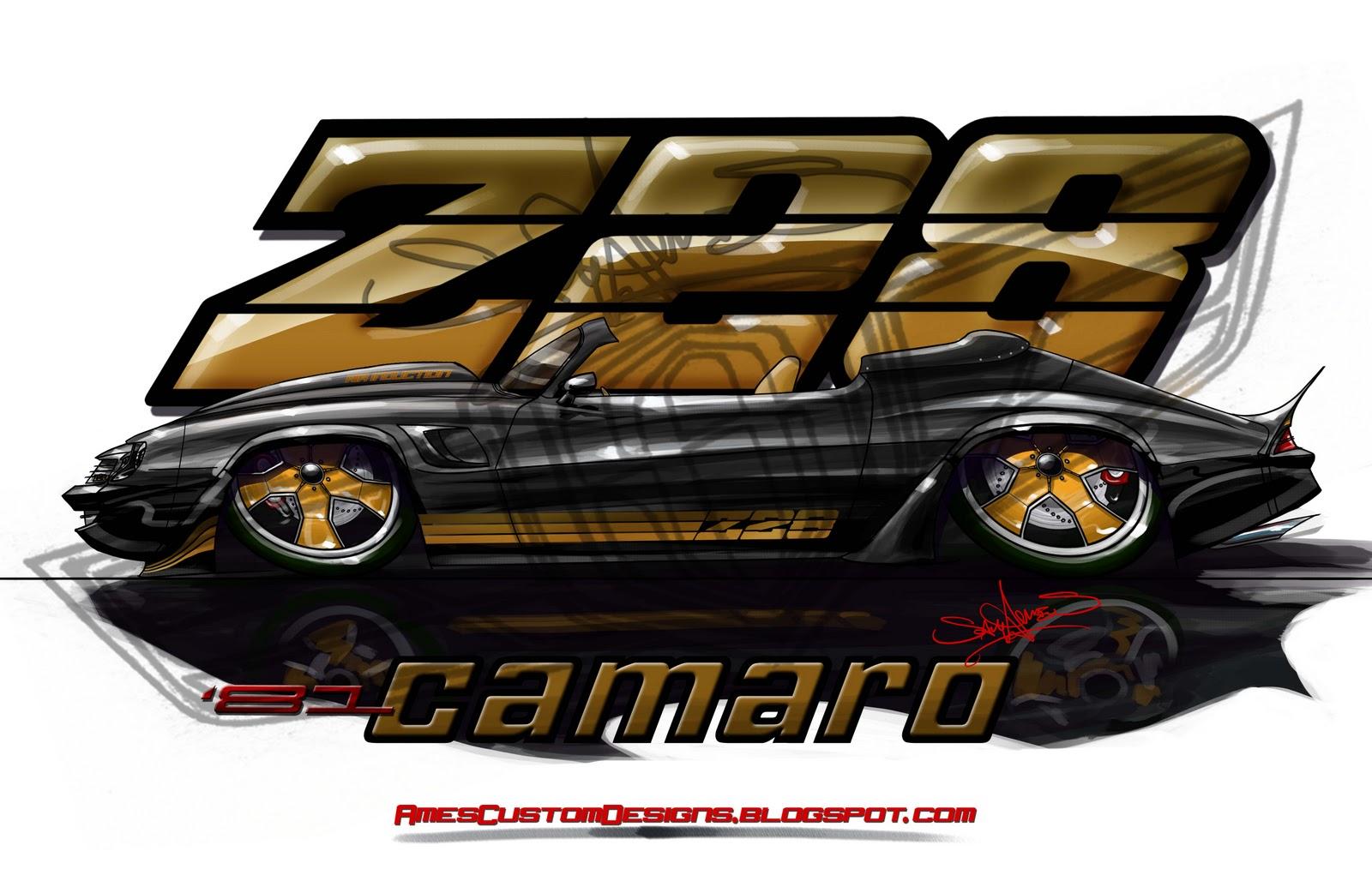Sam Ames Gen Camaro Clients