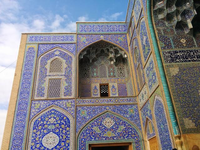 Sheikh Lotloffah Mosque, Isfahan