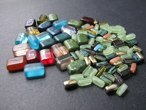 Acrylic Rectangle Bead Giveaway